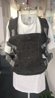 Breathable Baby Hip Seat Carrier, Ergonomic Baby Carrier