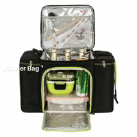 Lunch Bag Waterproof Picnic Insulated Cooler Bag Milk
