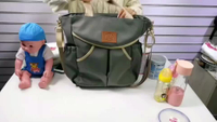 New Wholesale Baby Diaper Bag Nappy Changing Backpack