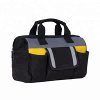 Custom Tool Storage Bag Close Top Wide Mouth 12-inch