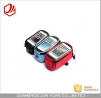 OEM waterproof bicycle bag for smartphone