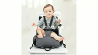 Portable Baby Dining Chair Cartoon Multifunction Diaper Backpack Children Safety Belt Booster Seat Baby Eating Chair