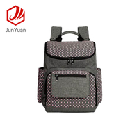 Wholesale Factory Price Baby Diaper Backpack Bag With Large Capacity