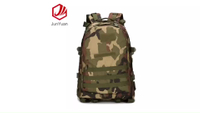 JUNYUAN PUBG 3D Camouflage OEM Outdoor Tactical Backpack for Laptop
