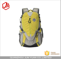 Hiking sports bag mountaintop backpack for outdoor