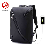 "New Trend 15.6"" Waterproof Laptop Backpack, Foldable USB Backpack"