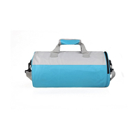 Barrel Travel Sports Bag for Women and Men Small Gym Bag with Shoes Compartment