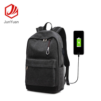 Hot Sell Laptop Bag Travel School Bag with USB Charging Port