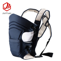 JUNYUAN Latest Design Stretchy Baby Sling Carrier,Unique Style Baby Wrap Carrier