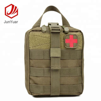 JUN YUAN Tactical Molle Medical First Aid Emergency Survival Kit
