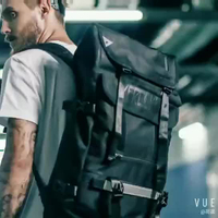 JUNYUAN Multifunction Roll Cover Riding Backpack Sports Gym Bag