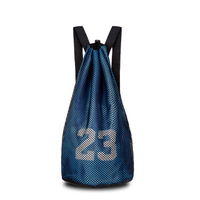 JUNYUAN Drawstring Basketball Bag Basketball Carrying Bag For Man