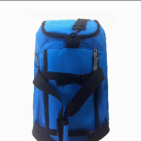 3-Way Travel Duffel Backpack Luggage Gym Sports Bag with Shoe Compartment