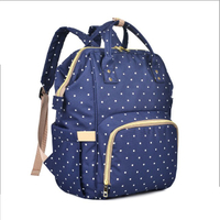 JUNYUAN Outdoor Mommy Backpack Large Capacity Diaper Bag Backpack, Durable and Fashion
