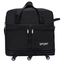 JUNYUAN Customized Foldable Luggage Suitcases ,Luggage Sets travelling bags luggage, Trolley Bag