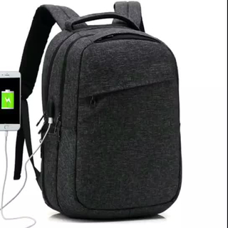 JunYuan Wholesale Antitheft Laptop Backpack Bag With USB Port
