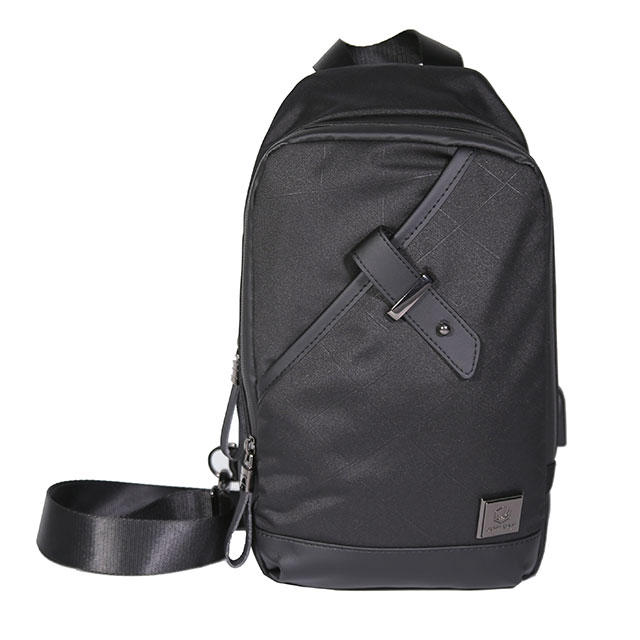 Fashion Hot Sell USB Chest Bag