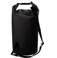 JUNYUAN Outdoor Drift Backpack Waterproof Bucket Bag Floating Dry Bag