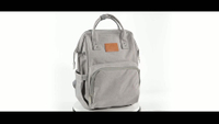 Promotional Retail Diaper Bag Backpack