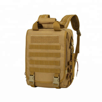 Outdoor Army Custom Fanny Pack Military Multi-function Shoulder Backpack Bag