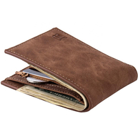 Leather Wallets for Men RFID Blocking Super Design Front Pocket Wallet