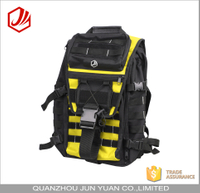 Strong high quality professional backpack tool bag electrician