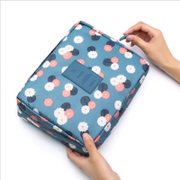 Multi-function Travel Storage Bag Portable Cosmetic Bag Waterproof Wash Bag