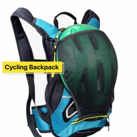 Fashion Waterproof Outdoor Cycling Bag Bicycle Bike Travel Backpack