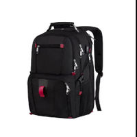 Hike Laptop Backpack, Extra Large College School Backpack with USB Charging Port